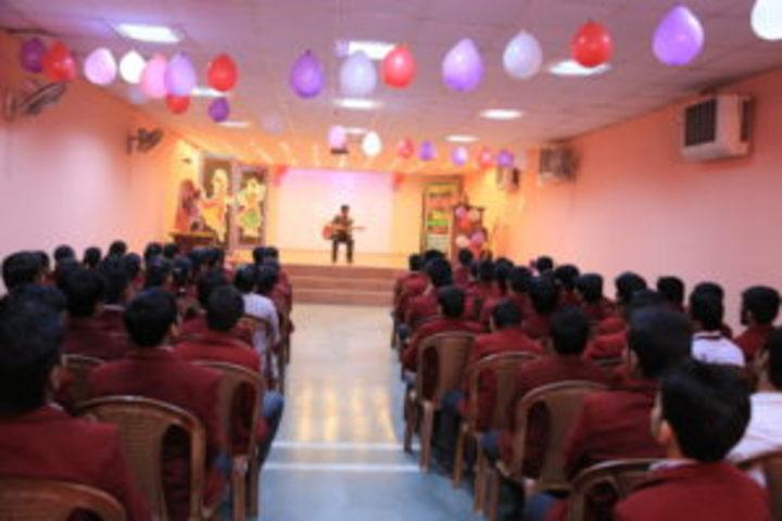 Ghaziabad Public School-Auditorium