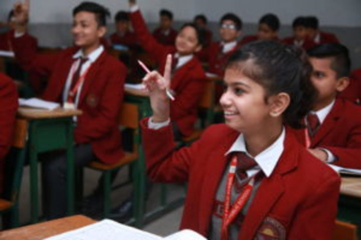 Ghaziabad Public School-Classroom