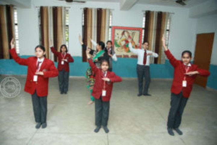 Ghaziabad Public School-Dance Room