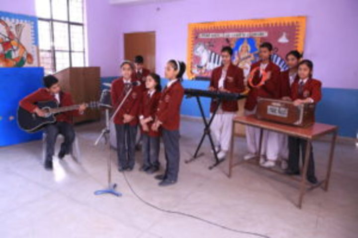 Ghaziabad Public School-Music Room
