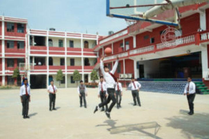 Ghaziabad Public School-Sports