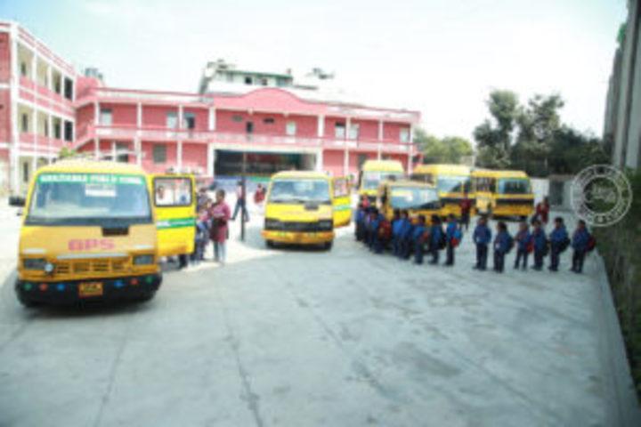 Ghaziabad Public School-Transport