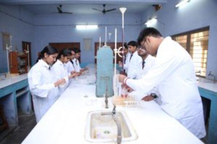 Glenhill School-Chemistry Lab