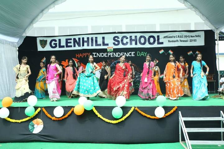 Glenhill School-Events