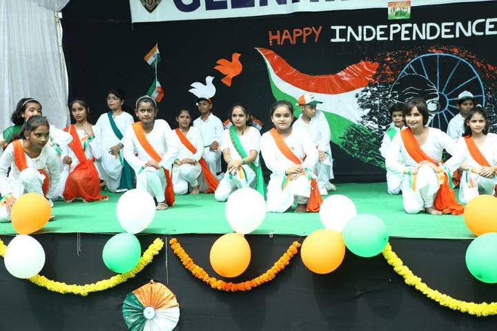 Glenhill School-Independence Day Celebrations