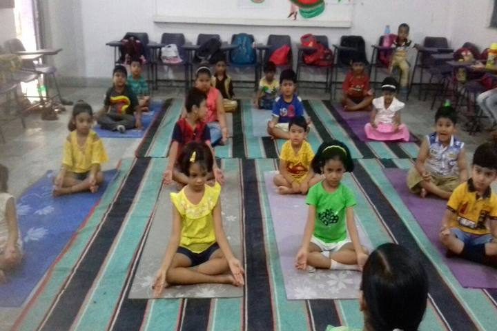 Glenhill School-Yoga