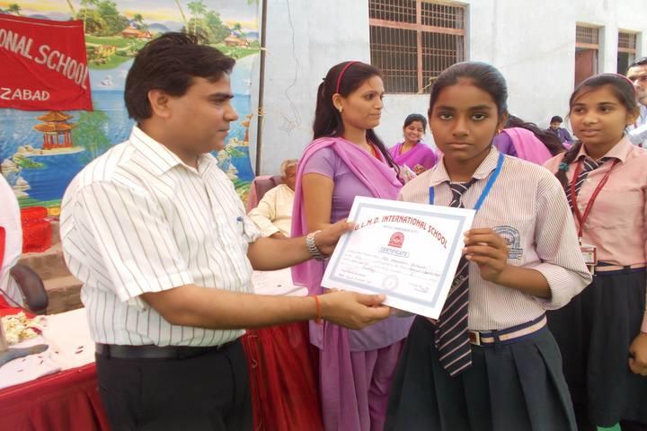 Glmd International School-Achievement