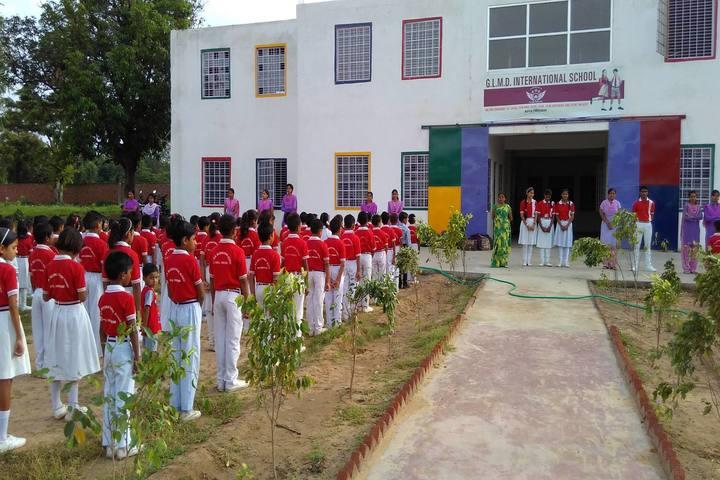 Glmd International School-Assembly