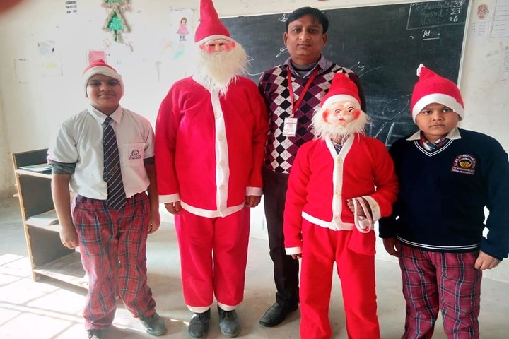 Glmd International School-Christmas Celebrations