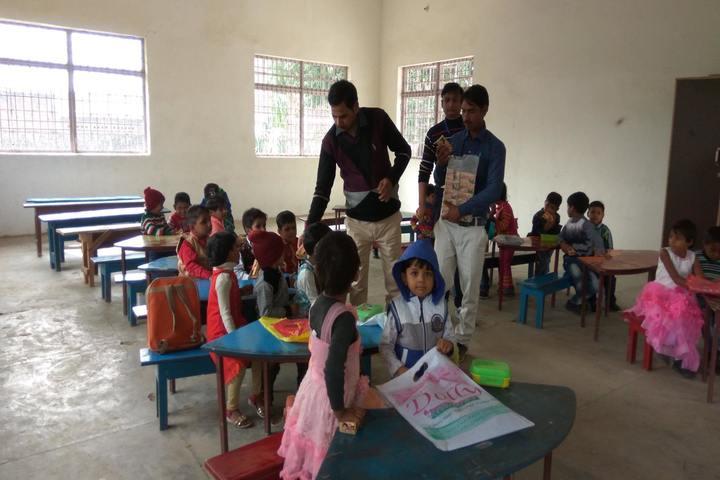Glmd International School-Classroom