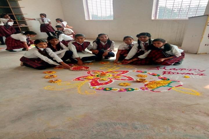 Glmd International School-Dieali Celebrations