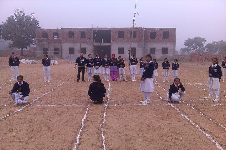 Glmd International School-Games
