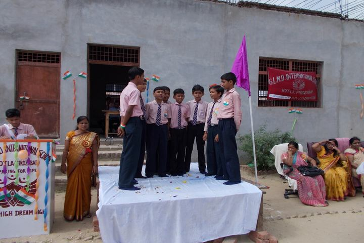 Glmd International School-Independence Day Celebrations