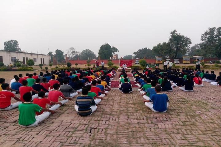 Glmd International School-Yoga