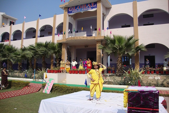 Global Public School-Events