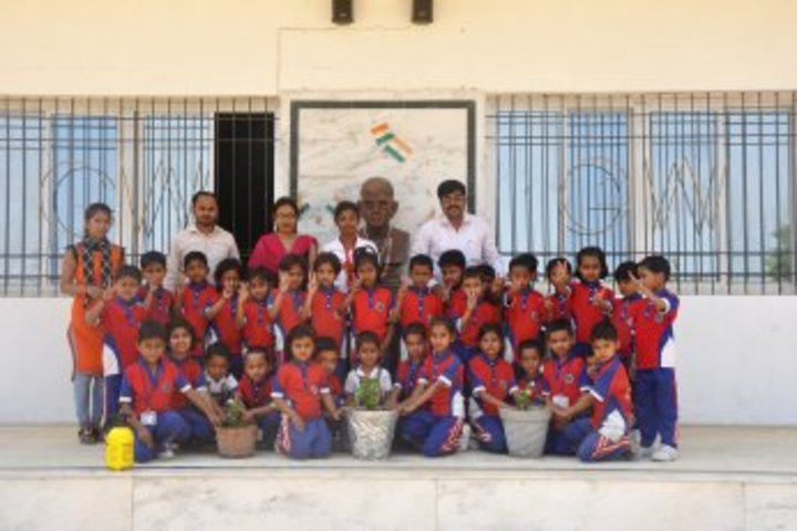 Global Wisdom School Of Education-Earth day