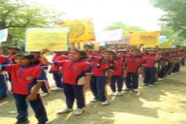 Global Wisdom School Of Education-World Health Day Rally