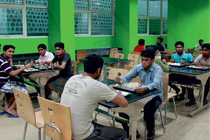 Glocal School-Cafeteria