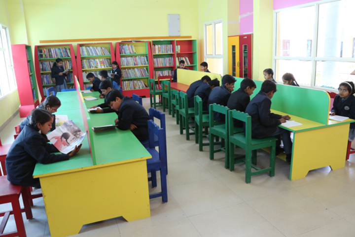 Glocal School-Library