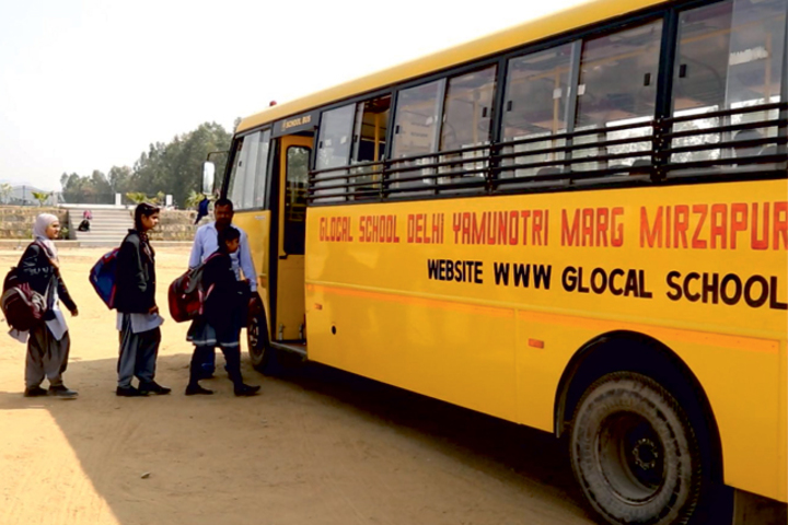 Glocal School-Transport