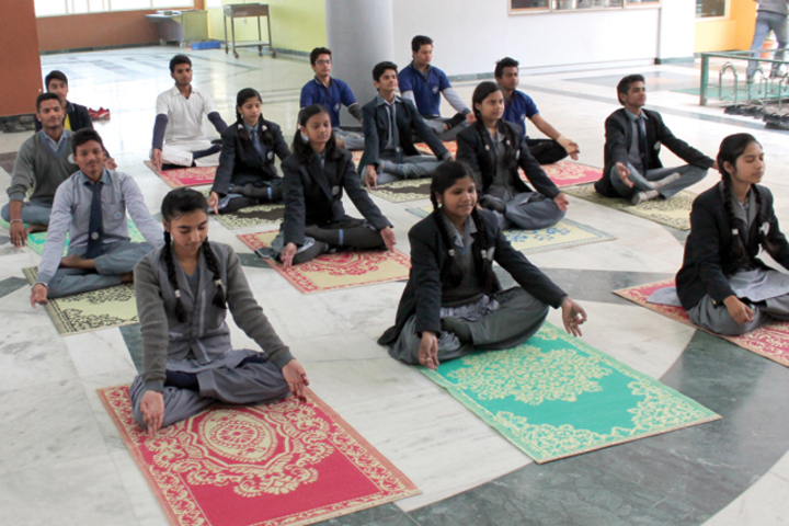 Glocal School-Yoga