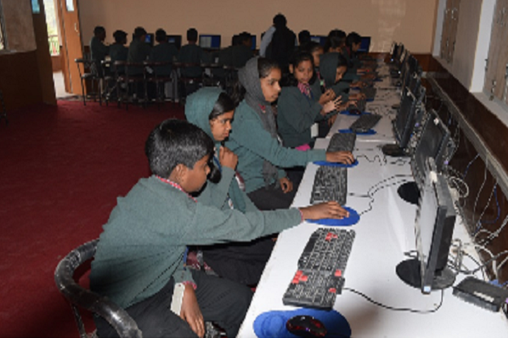 Glorious Public School-Computer Lab