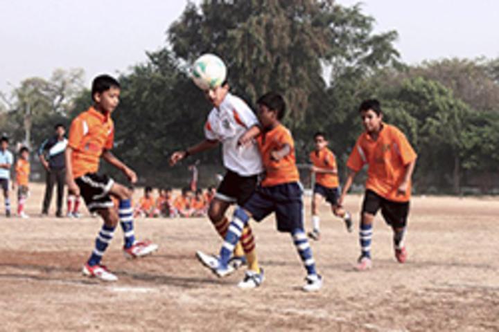 Golden Bells Academy-Sports