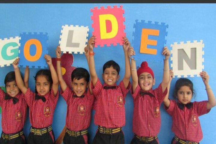 Golden Flower Public School-Students