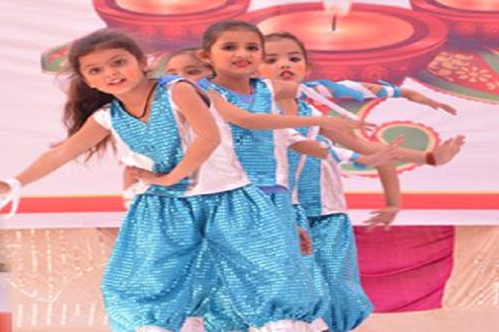 Golden Flower Public School-Dance