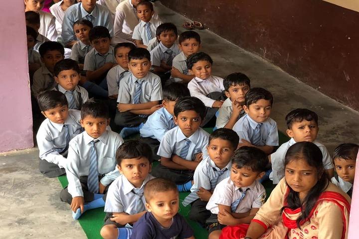 Golden Future Public School-Kids area