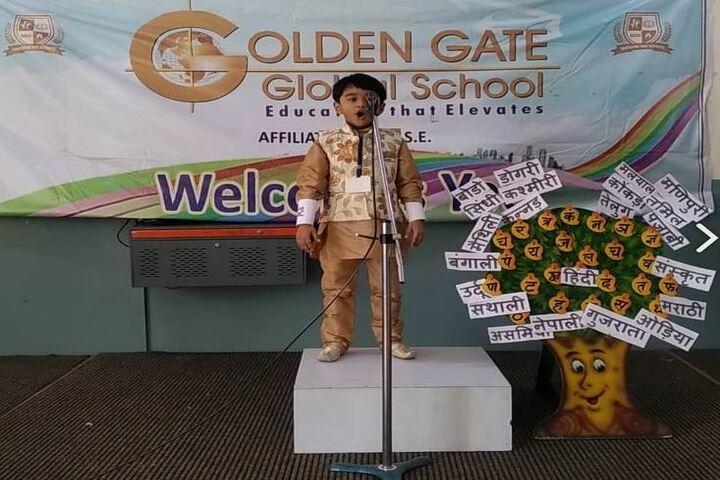 Golden Gate Global School-Activity