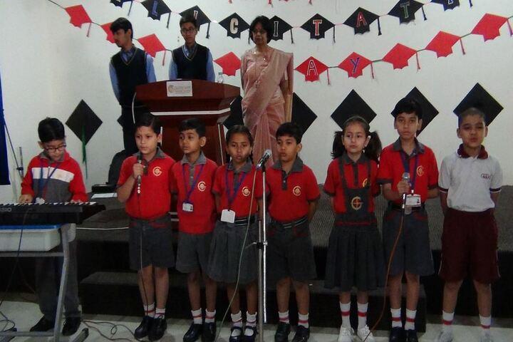 Golden Gate Global School-Singing