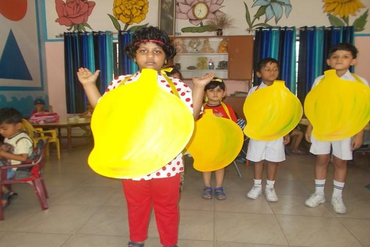 Golden Public School-Activity