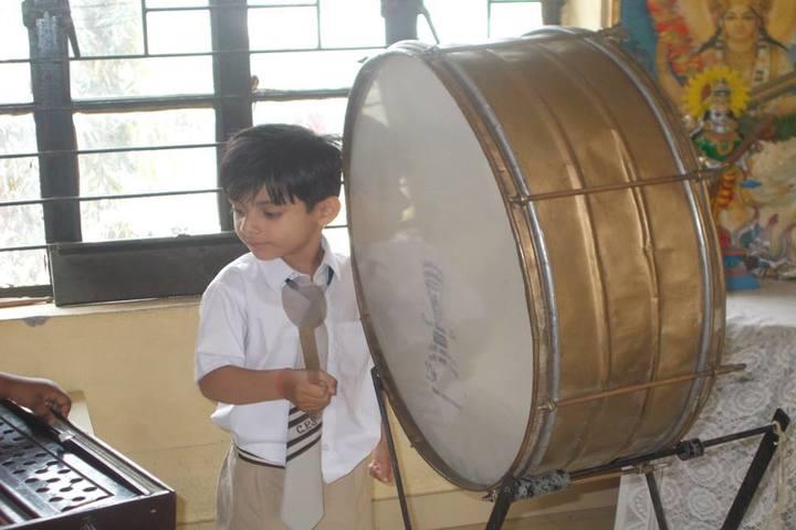 Golden Public School-Music room