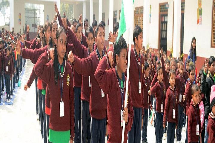 Gopal Ji Memorial School-Assembly
