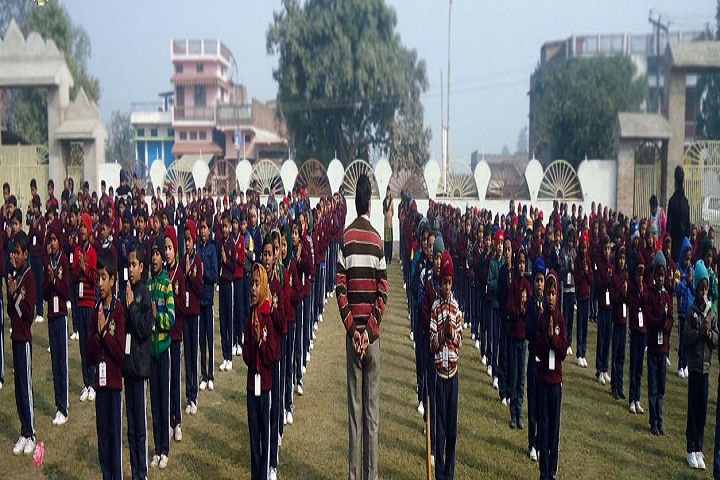 Gopal Ji Memorial School-Ground