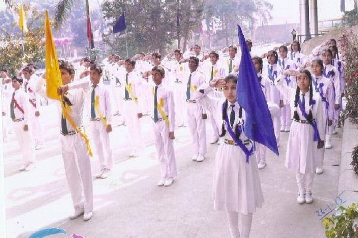 Gopal Public School-Assembly