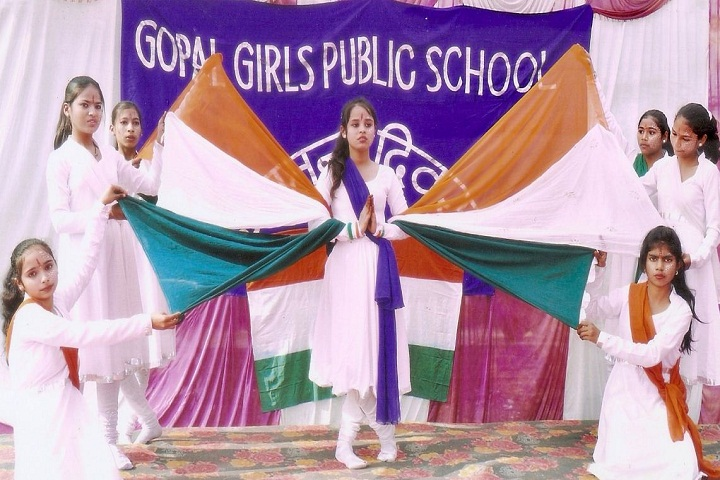Gopal Public School-Dance