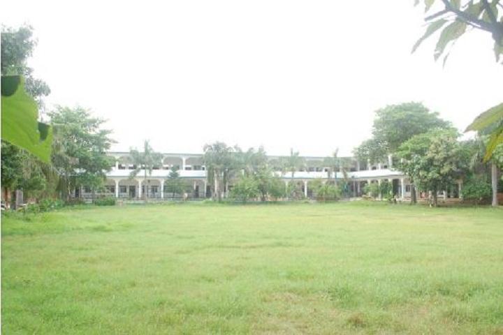 Gopal Public School-Ground