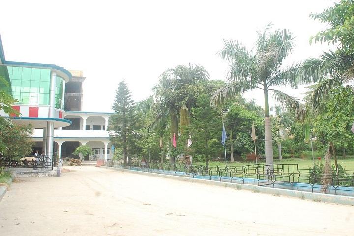 Gopal Public School-Out Side of Campus