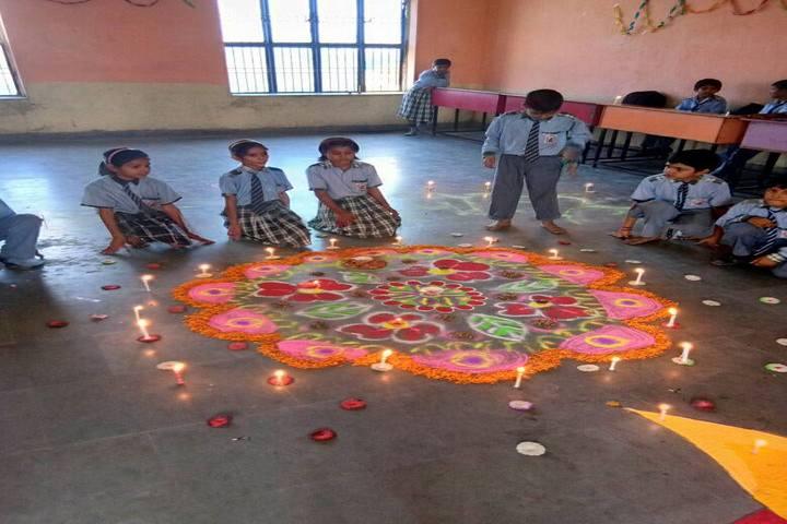 Goverdhan Vidyapeeth-Festival