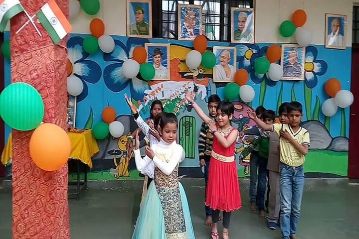 Goverdhan Vidyapeeth-Independence Day