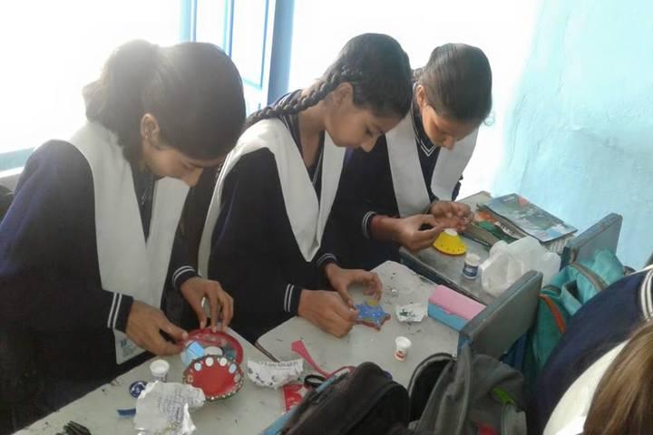 Goyal Public School-Art