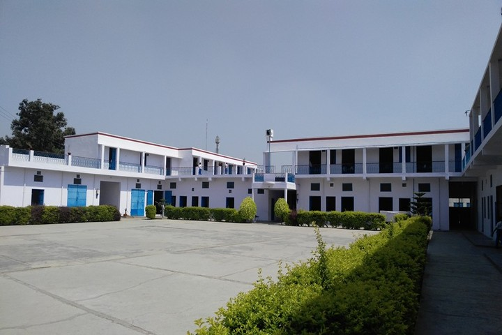 Goyal Public School-Campus view