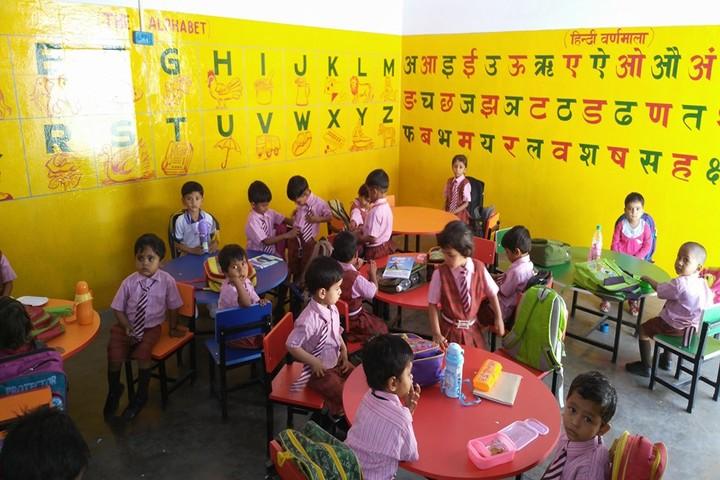 Goyal Public School-Kids Classroom