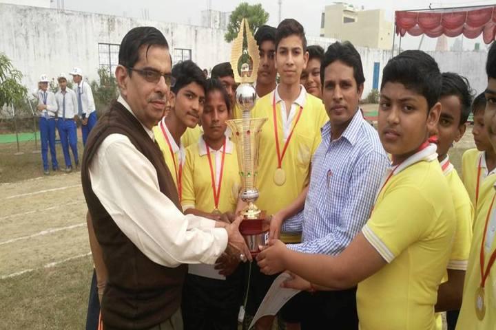 Goyal Public School-Sports day