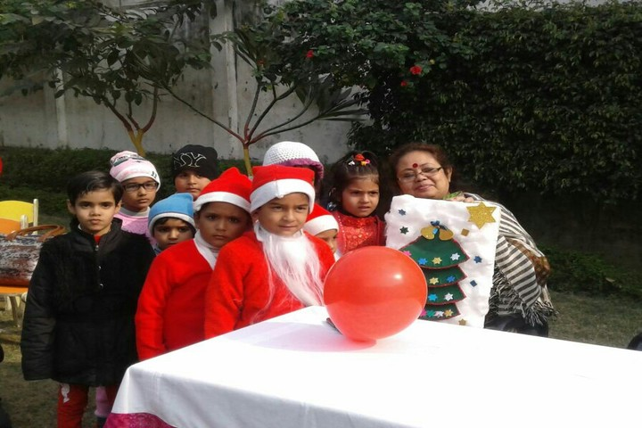Grain Chamber Public School-Christmas
