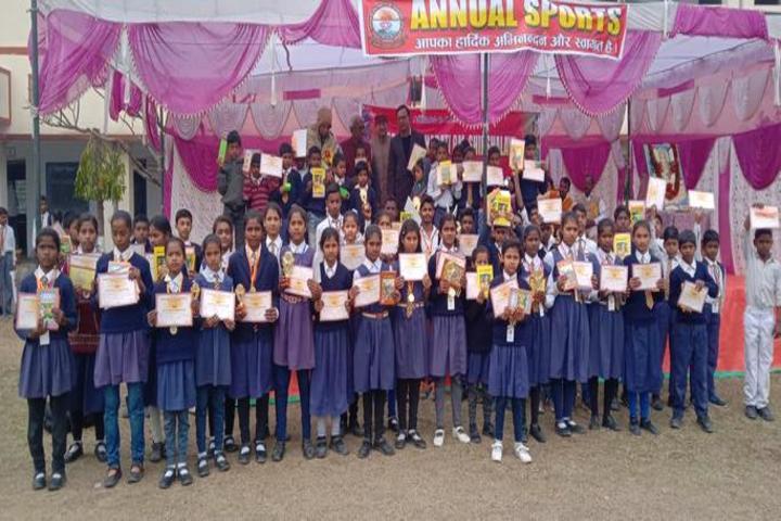 Gramya Bharati Purv Madhyamik Shikshalaya-Achievement