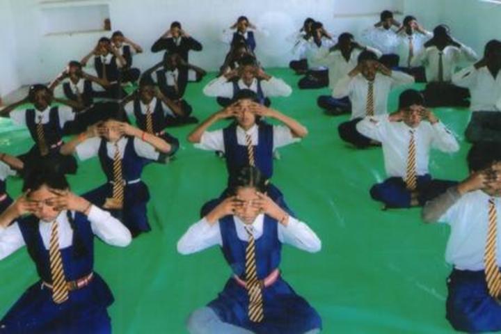Gramya Bharati Purv Madhyamik Shikshalaya-Yoga