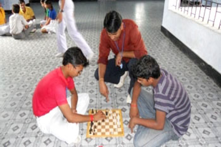 Gramyanchal Public Senior Secondary School-Chess